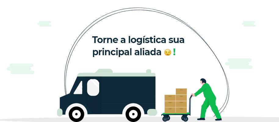 Torne a logística sua principal aliada. No artigo do blog de hoje, vamos trazer algumas dicas de como a logística pode deixar de ser uma dor de cabeça para o empresário, e passar a ser uma grande aliada.